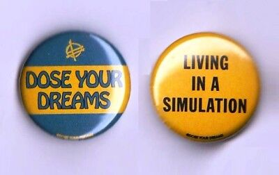 F*CKED UP Dose Your Dreams 2018 Ltd Ed RARE Pins Set +FREE Indie Rock Stickers!