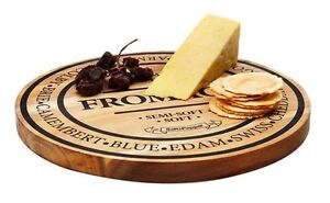 The S&P Fromage 28cm Wooden Cheese Board Wollstonecraft North Sydney Area Preview