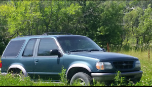 1997 Ford Explorer Sport sport Coupe (2 door)