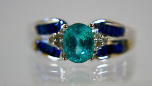 New rings...Spectacular and rare Gemstones