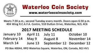 Coin Collectors Wanted Kitchener / Waterloo Kitchener Area image 1
