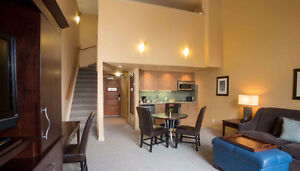Central WHISTLER Village and mountain view! sleeps 4