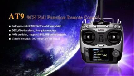 RadioLink AT9 Transmitter + R9D Receiver