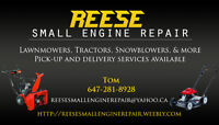 LAWNMOWER AND TRACTOR SERVICE AND REPAIR