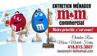 Entretien Ménager Commercial, Résidentiel et Industriel