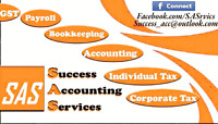 Bookkeeping, Taxes , GST & Payroll Services