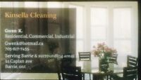 Adorable cleaning available