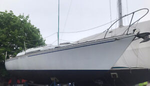 ** MUST GO ** C&C MK II 35' Renovated, ready to be put in water