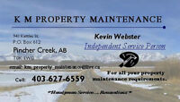 Renovations and Handyman Services Southwestern Alberta