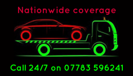 24 hour vehicle collection, delivery and breakdown recovery service