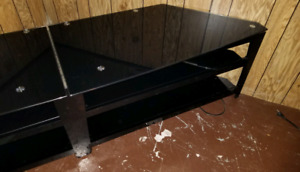 Big screen TV stand