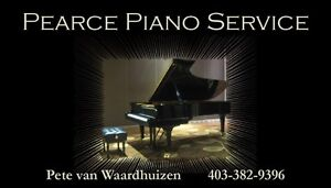 Wanted! Used Pianos