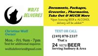 Wolfs Deliveries