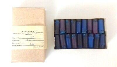 1 Karton Gummi Pflege Stift Schutzmaske ,Gasmaske original russische Herstellung