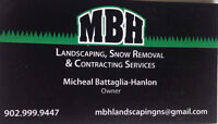 Lawn, Snow Removal  and Contracting Services