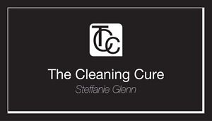 THE CLEANING CURE BIWEEKLY, WEEKLY, MONTHLY, and MOVE OUTS  Strathcona County Edmonton Area image 1