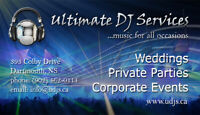 Ultimate DJ Services - Professional Mobile DJ