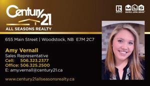 Real Estate Professional - Woodstock, NB