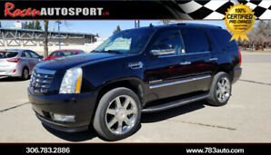 CERTIFIED 2011 ESCALADE AWD - ONLY 105K - NO ACCIDENTS - YORKTON