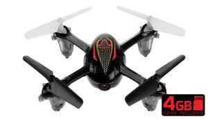 NEW Syma X11C RC Quadcopter Drone in BLACK with 2MP Camera