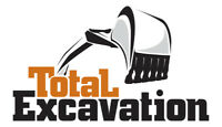 Full Time Labourers Needed For Excavation Company