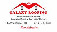 ROOFING in Calgary , REASONABLE PRICES.