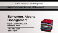 Edmonton's NEWEST Online Consignment Store Opening Oct 15th