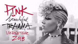1ST TORONTO SHOW ►PINK► PINK►TUE MAR 20TH►