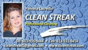 Cleaning services Cornwall Ontario image 1