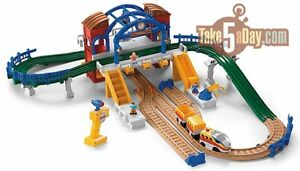 Fisher-Price Geotrax Rail Grand Central Station