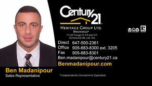 CONTACT ME TO GET THE HIGHEST PRICE FOR YOUR PROPERTY