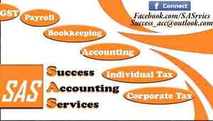 Bookkeeping , Payroll , Taxes , & GST  services Edmonton Edmonton Area image 1