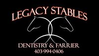 Equine Dentist & Farrier
