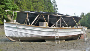 32' Classic Motor Launch for sale