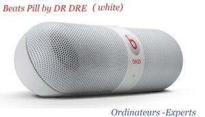 Beats Pill by Dr.Dre Bluetooth Colors: White, Silver