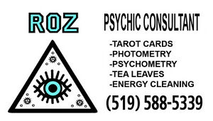 ROZ PSYCHIC CONSULTANT PSYCHIC READINGS NOW IN CAMBRIDGE