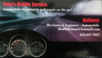 Mechanic On Wheels 416-837-7057