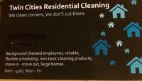 Twin Cities Residential Cleaning