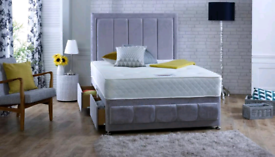 BRAND NEW DESIGNER DIVAN BED - FREE DELIVERY