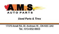 Experienced Automotive Dismantler with Tools