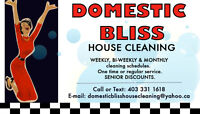 SPRING housecleaning?