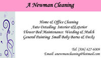 A Newman Cleaning