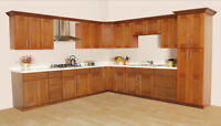 Design, Supply and Installation of Kitchen Cabinets and Counters