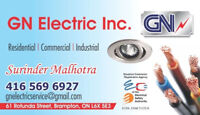 CERTIFIED MASTER ELECTRICIAN :  RESIDENTIAL/COMMERCIAL/INDUSTRIA