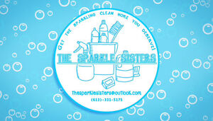 The Sparkle Sisters - Residential Cleaning Kingston Kingston Area image 1