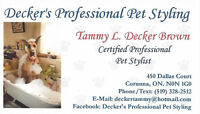 Deckers Professional Pet Styling