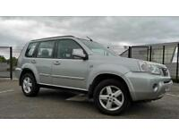 2005 Nissan X Trail 4x4 DCI 2.2 Diesel Manual 5 Door - FSH - MOT April 2019