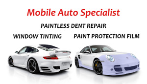 Mobile Paint Protection Film, Tinting and Dent Removal