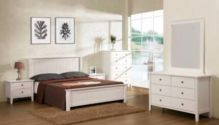 Brand New Ravenna King Single/Double/Queen Bed AV At Wangara Only