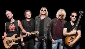 Def Leppard- ROW 4, Section 107- Hamilton- Saturday, July 20